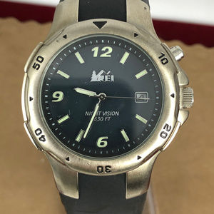 REI Sports Watch Night Vision Water Resistant